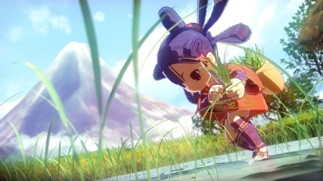 和風アクションRPG「天穂のサクナヒメ」がPS4とSwitchで11月12日に発売 ...