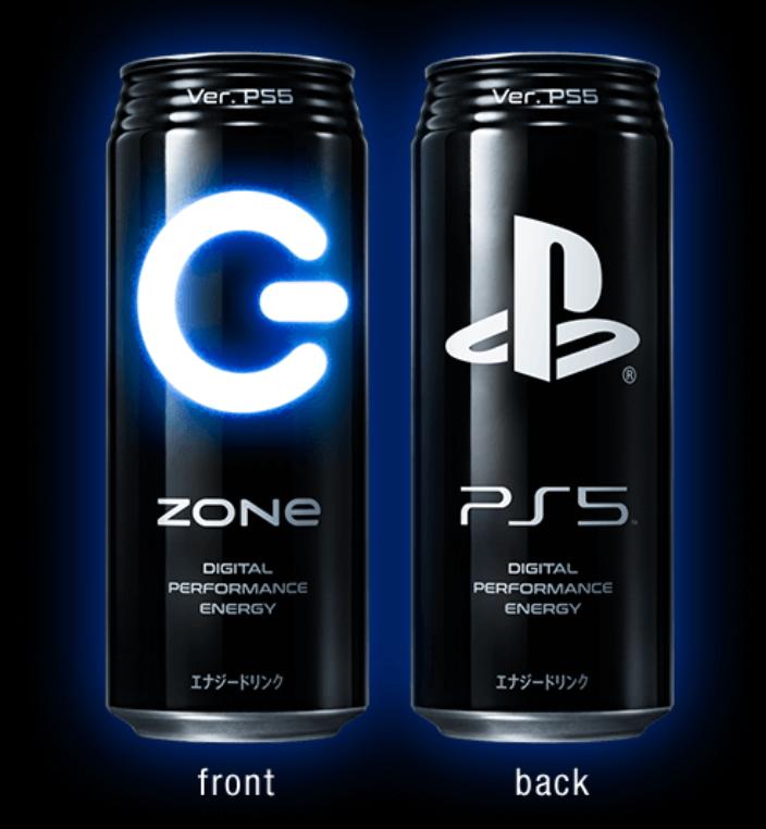 ドリンク zone エナジー 【待ってた】超没入エナジードリンク「ZONe」にゼロカロリー版が登場! カフェイン増量で死角もゼロに!!