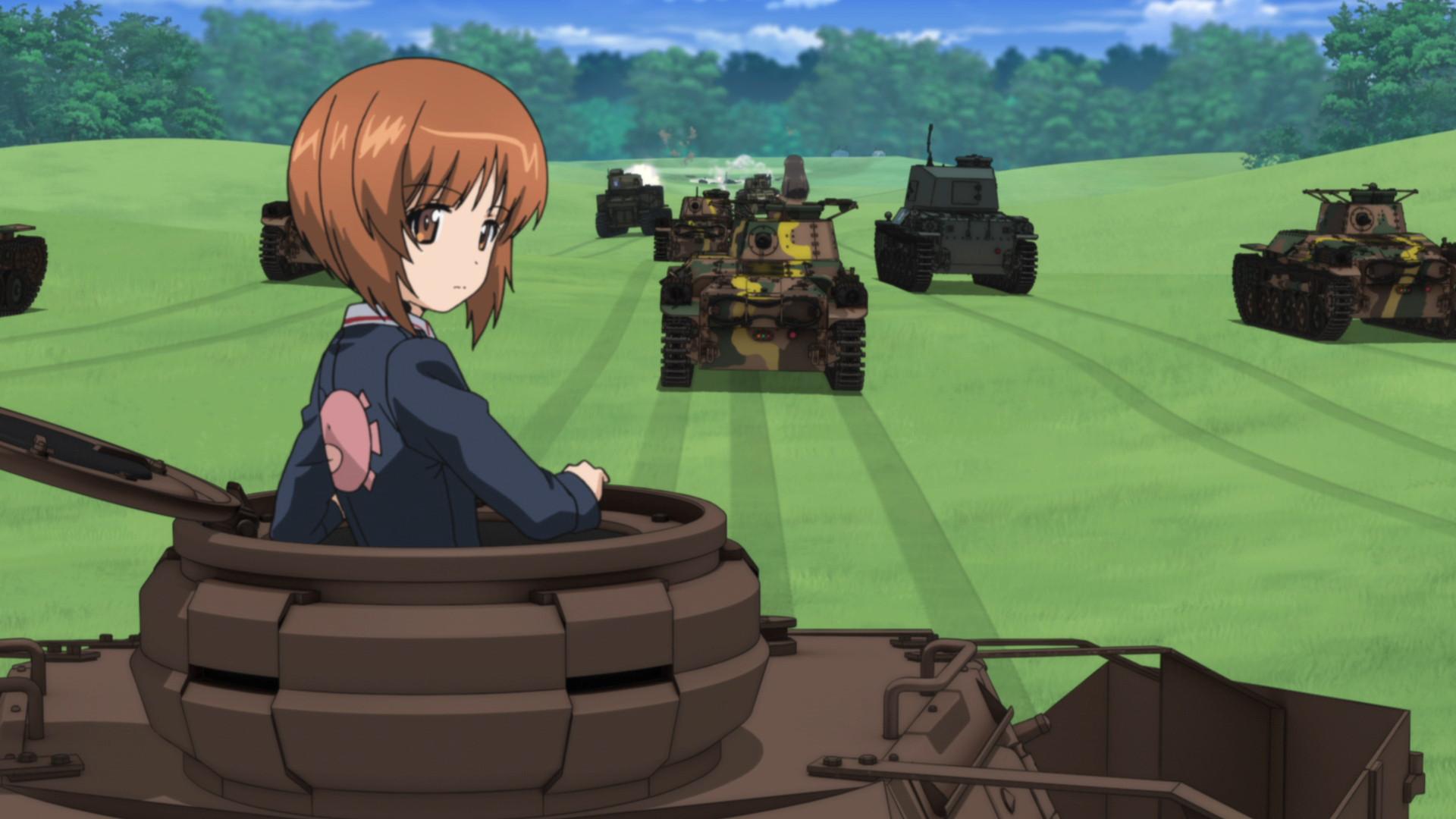 画像 ガールズ パンツァー 好きなら World Of Tanks に来い ガールズ パンツァー 好きなら World Of Tanks に来い 2 32 Game Watch